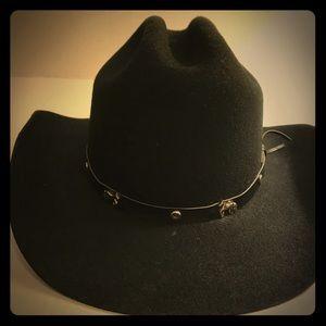 Bullhide Cowboy Hat Size Medium